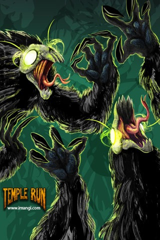 Great Games to Poop to. Temple Run – Review